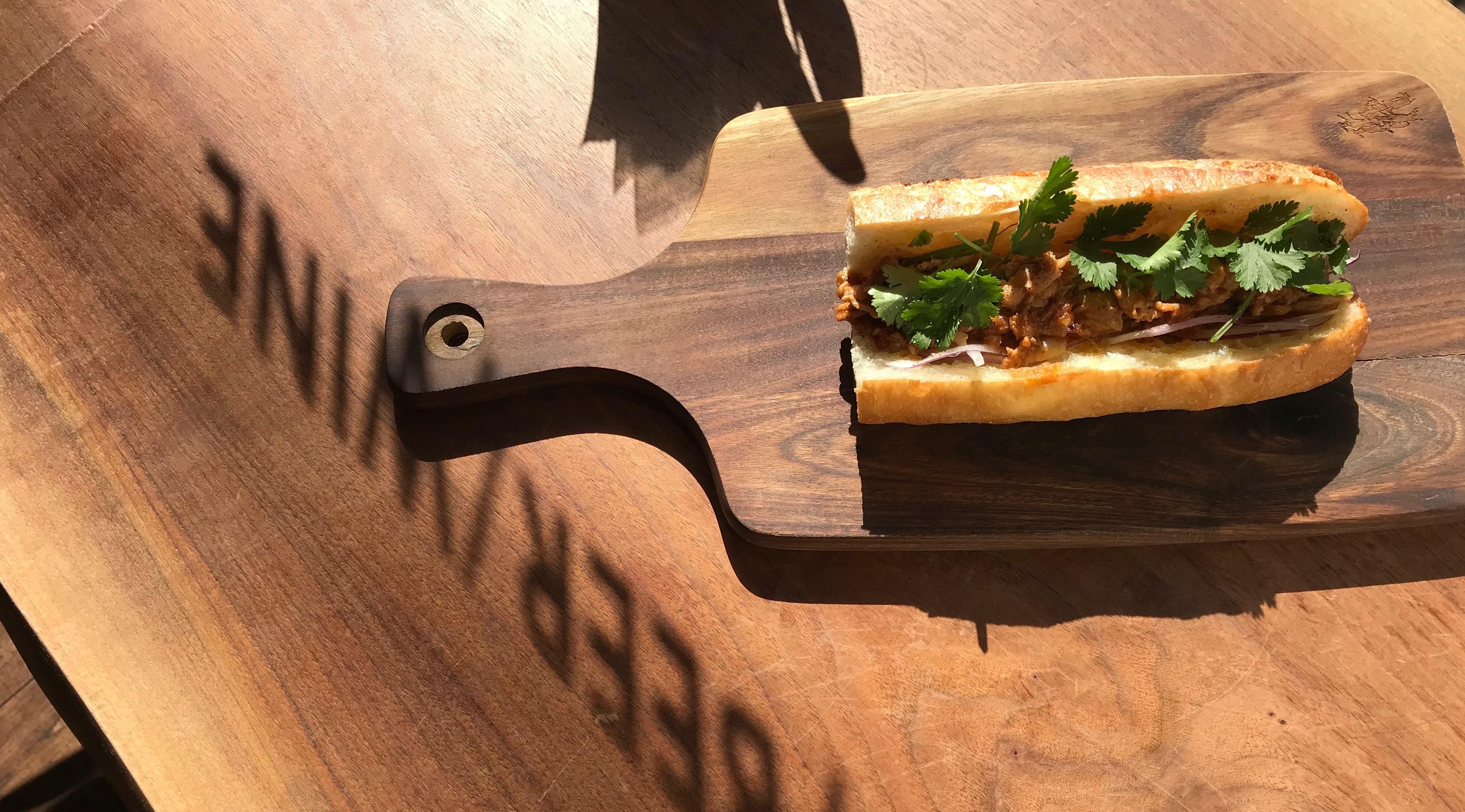 sandwich store » 中目黒 サンドイッチ ロゼワイン